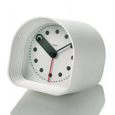 Alessi  Optic desk clock  by Joe Colombo