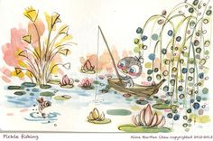 How to illustrate with water colours: 7 pro tips | Illustration | Creative Bloq