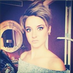 her eyes though !! | Shailene Woodley