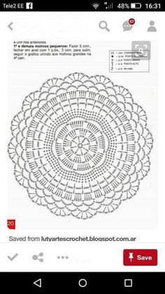 Pattern crochet coasters, Coffee Time Doily, Tea time Crochet Doilies, crochet rug pattern, hygge home decor (tutorial PDF file) Crochet Doily Rug, Crochet Carpet, Crochet Rug Patterns, Crochet Mandala Pattern, Crochet Circles, Crochet Doily Patterns, Crochet Tablecloth, Crochet Diagram, Crochet Squares