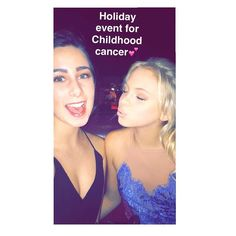 Photo udtfashion ''That time @brooke_green took over our #snapchat with @jordynjones at their holiday event for childhood cancer. Two such lovely ladies! Make sure to follow us on snapchat: udtfashion. Thanks Brooke for being such an amazing UDTgirl! #udtstyle #instagramtakeover #cancerawareness #jordynjones #brookegreen #event #event'' https://www.instagram.com/p/_XVex3KXOX/ #Actress #Model #Modeling #Singer #Dancer #Dancing #Dance #Star #Instagram #Photography #Jordyn #Jones #JordynOnline…