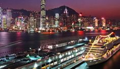 New Years Cruises in Hong Kong