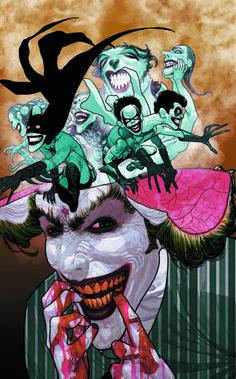 The Joker by Frazier Irving