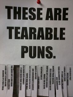 Puns @Web English Teacher
