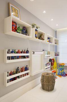 Excellent simple ideas for your inspiration Kids Bedroom Designs, Boys Bedroom Decor, Kids Room Design, Baby Room Decor, Playroom Design, Teen Bedroom, Boy Toddler Bedroom, Toddler Rooms, Baby Boy Rooms