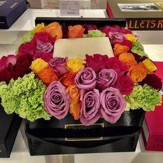 Colour Palette  Maison Des Fleurs UAE