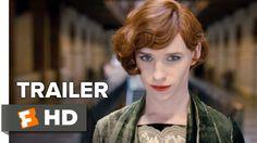 The Danish Girl Official Trailer #1 (2015) - Eddie Redmayne, Alicia Vika...