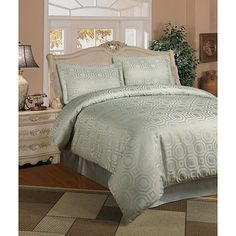 Hollywood Regency Style Bedspread