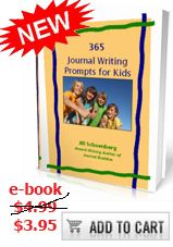 365 Journal Prompts for pre-teens/teens...awesome ideas to open the door of creativity with open-ended questions!  ♥