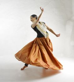 kathak. Indian Dance (I believe)