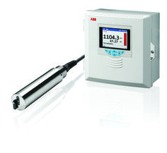 New sensor from ABB offers the simple answer for accurate turbidity and suspended solids measurement