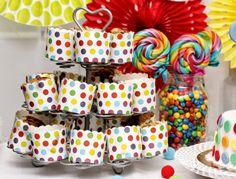 Hubisiowo: Kolorowe przyjęcie urodzinowe