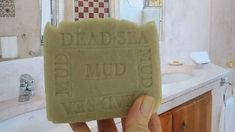 Natural soap Dead Sea soothe your skin with their healthful properties. Using Mud as soap is not new. Cleopatra and King Herod used mud from the Dead Sea to add extra life to the skin, and to the other organs in the body Handmade Soaps, Etsy Handmade, Patchouli Soap, Dead Sea Mud, Volcanic Ash, Shaving Soap, Milk And Honey, Cleopatra, Cocoa Butter