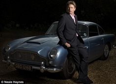 Why did I split with Barbara Broccoli? She tried to buy me a Aston Martin, by TV chef James Martin Chef James Martin, Mr Martin, Aston Martin, Tv Chefs, Beautiful People, Eye Candy, Celebrities, Stuff To Buy, Broccoli