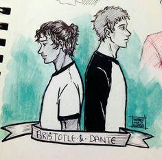 Ari Mendoza and Dante Quintana-Aristotle & Dante Discover the Secrets of the Universe
