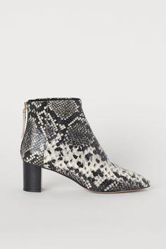 ASOS Multi Boots ADDICTED TO YOU Leather Ankle Dame