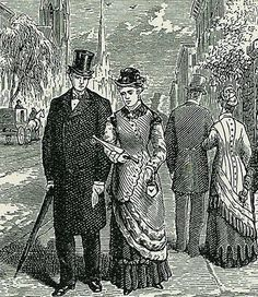 An article from the Victorian Age about Manners and being a Gentleman...lots of manners here for everyone, not just men. How poor have our manners become?