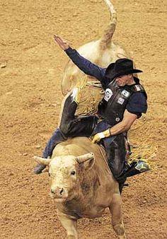 Retired Professional Bull Rider Adriano Moraes