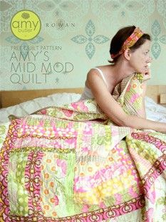 Free Quilting Patterns from Amy Butler