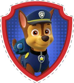 Paw Patrol Chase illustration, PAW Patrol: Rescue Run HD Birthday Child Party, Birthday transparent background PNG clipart Paw Patrol Birthday Theme, Paw Patrol Party, Dog Birthday, Imprimibles Paw Patrol, Paw Patrol Christmas, Paw Patrol Cake Toppers, Cumple Paw Patrol, Paw Patrol Characters, Scrapbooking