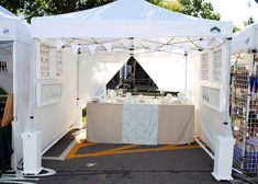 Tent legs are bolted through the weights which are connected with pvc pipe across the bottom. The pipes also assist with stabilizing the displays hanging ... & Craft Show Display Ideas and Inspiration | Display Creative and Blog
