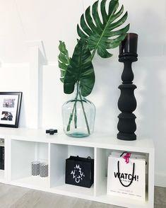 #kwantuminhuis Kunstplant MONSTERA en TARO > https://www.kwantum.nl/wonen/woondecoratie/planten-bloemen @interiorstyless