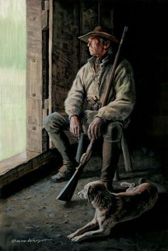 Waiting for the Let-up by David Wright