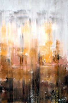 "For Sale: Atmospheric Landscape 714 by Tray LaCaze | $250 | 24""w x 36""h | Original Art | http://www.vangoart.co/buy/art/atmospheric-landscape-714 @VangoArt"