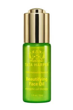 Face-oil lovers, we're about to make your day. Tata Harper is releasing her own version of this cult-favorite product, which is all-natural and nontoxic — not to mention it has a straight-up heavenly scent and texture. It's proof positive that all oils are not created equal. Tata Harper Beautifying Face Oil, $48, available October 15 at Tata Harper.
