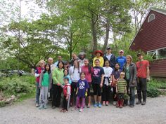 Rye Nature Center project- May 2015