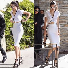 Kendall Jenner..