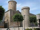 Castello di Fondi( Latina) - Lazio - Italy