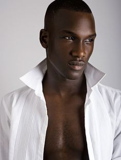 Dylan Williams by Rick Day BEAUTIFUL BLACK MALE MEN MAN AFRICAN AMERICAN