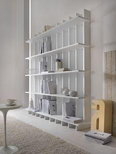 Offenes Bücherregal aus Holz BABELE - MY home collection