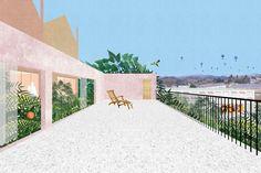 ARCHIPEL - ASSOCIATION D'ARCHITECTES LA CORRÈZE I SHARING ISLANDS I E13 Winner AAA | www.archipel-aa.com    Yasmine Gaizi, Victor Miot, Jeanne Moullet