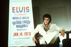 Elvis gaf een optreden in de Honolulu International Center voor de special Elvis: Aloha from Hawaii waarmee hij geschiedenis schreef op televisie. Het programma werd in meer dan 40 landen live uitgezonden en zorgde voor 1 miljard kijkers. Het bijbehorende album kwam op 1 binnen in de Billboard hitlijst. 1970