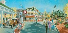 Australian Service Station Paintings - Google Search