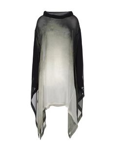 Ann Demeulemeester short dress (Sp/Su 2012): probably looks extra awesome with jeans.  $1425.00