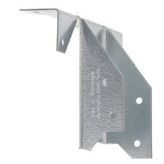 Simpson Strong-Tie RR Galvanized Ridge Rafter Connector for Nominal Lumber-RR - The Home Depot Hurricane Ties, Porch Addition, Diy Patio, Joinery, Sheds, Beams, Hanger, Strong, Design