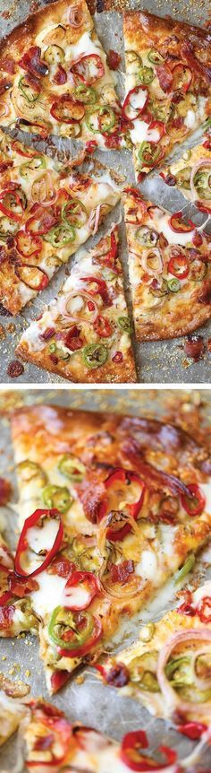 Don't you just love pizza? Then you would definitely enjoy making your pizza at home, and the feeling of eating that fresh out of the oven pizza is simply irresistible. Here are some of the best pizza (Best Kitchen Oven) Oven Recipes, Pizza Recipes, Vegetarian Recipes, Cooking Recipes, Healthy Recipes, Flatbread Recipes, Supper Recipes, Drink Recipes, Yummy Recipes