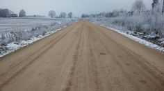 Winter wonderland in Jēkabpils? Latvia