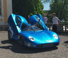 The Toroidion Concept took part in the Connoisseurs Motordag Hot Rides, Cool Cars, Confidence, Automobile, Exotic, Concept, Events, Luxury, Vehicles