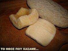 Τυρί καλαθάκι-κεφαλοτύρι από τα χέρια σας.... Greek Cheese, How To Make Cheese, Making Cheese, Homemade Cheese, Butter Recipe, Greek Recipes, Food Hacks, Food Tips, Kitchen Hacks
