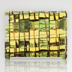 Abstract (building in Vancouver) iPad Case by Marianna Tankelevich - $60.00