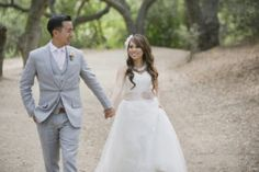 "It was a beautiful sunny day in August when Nancy and Will prepared to say their ""I Do's"" at the Oak Canyon Nature Center in Anaheim. They began their morning in the Hyatt Regency in Garden Grove. Just rooms apart […]"