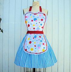 Gorgeous apron!