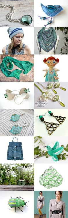 Summer ♥ Gift Ideas by Andrea on Etsy--Pinned with TreasuryPin.com