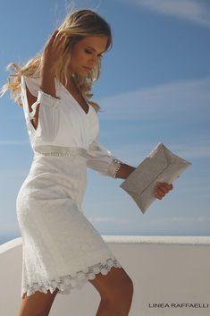 Raffaelli Line - Suitecollectie - Concept Store Brugge - Moeder vd bruidegom Mother Of Bride Outfits, Mother Of Groom Dresses, Bride Groom Dress, Elegant Dresses For Women, Beautiful Dresses, Nice Dresses, Short Dresses, Fashion Wear, Fashion Outfits