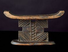 Headrest, Shona people, Zimbabwe