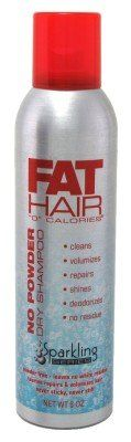 Samy Fat Hair Sparkling Dry Shampoo 6 oz ** To view further for this item, visit the image link. (This is an affiliate link) Hair Shampoo, Dry Shampoo, Hair Repair, Hair Health, Up Hairstyles, Beauty And The Beast, Vodka Bottle, Hair Care, Blog